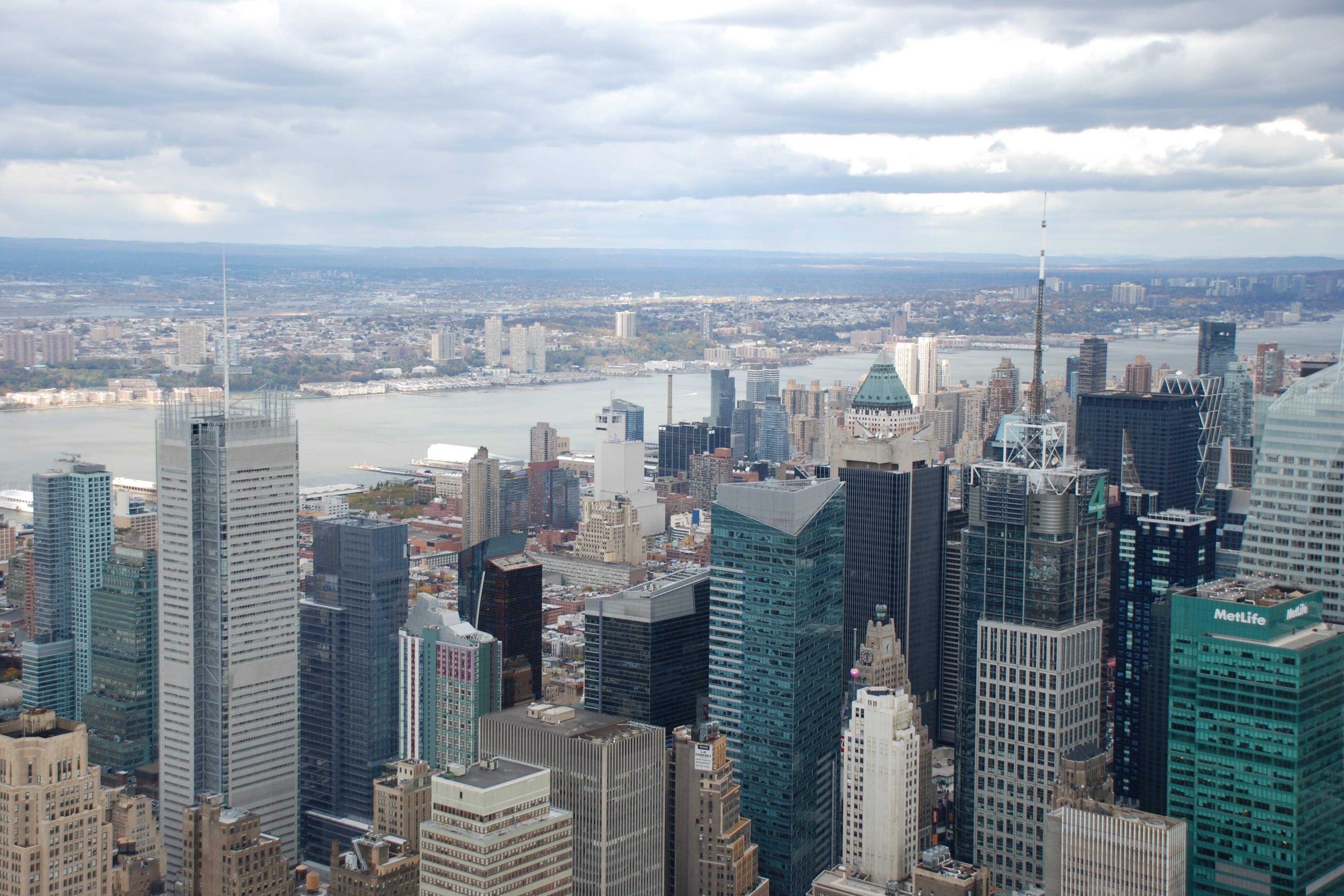 Bill de Blasio ponownie wybrany burmistrzem Nowego Jorku