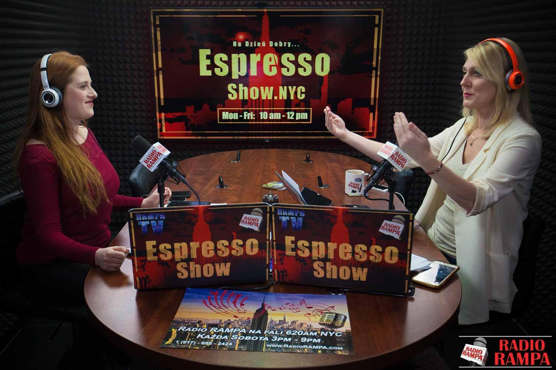 Espresso Show 1-16-18: Ostrzeżenia przed epidemią grypy w USA; Czy Kosmici coraz częściej nas odwiedzają; Blog