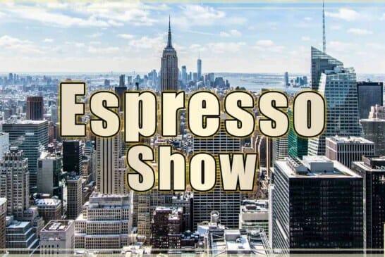 Live: Espresso Show 5-25-18 Czterodniowy tydzień szkoły? Zdobądź dobre przyzwyczajenia. Polonia NY Soccer z szansą na pierwszą ligę