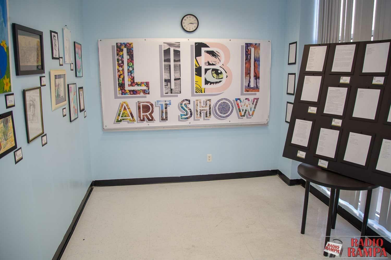 Long Island Business Institute - Art Show 2018