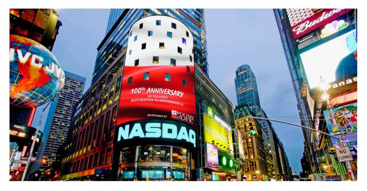 Wallington - Times Square - Newark - Polonia w metropolii świętuje Rocznicę Odzyskania Niepodległości