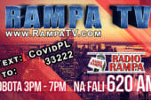 RAMPA TV & Radio RAMPA 620am na żywo 4-4-20